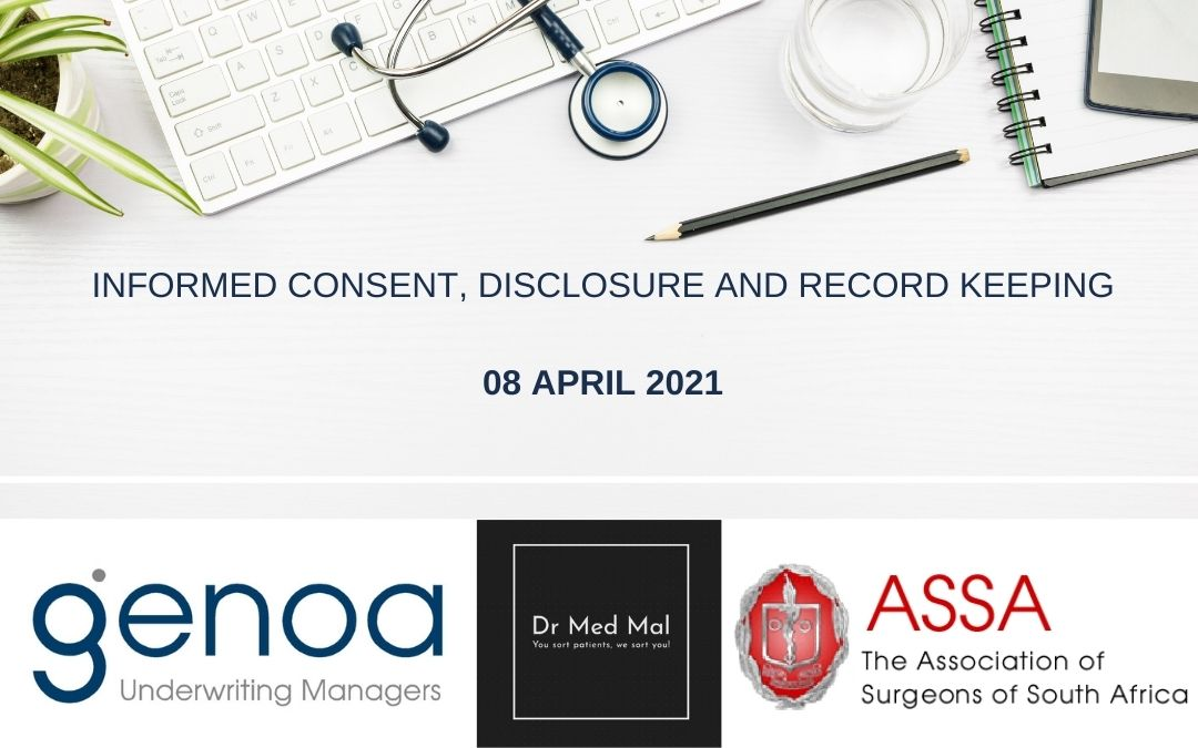 Online Sessions: Informed Consent