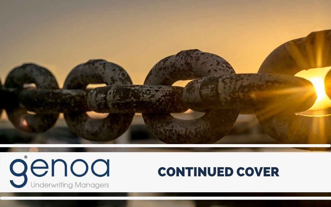 How to ensure that you maintain continued Cover